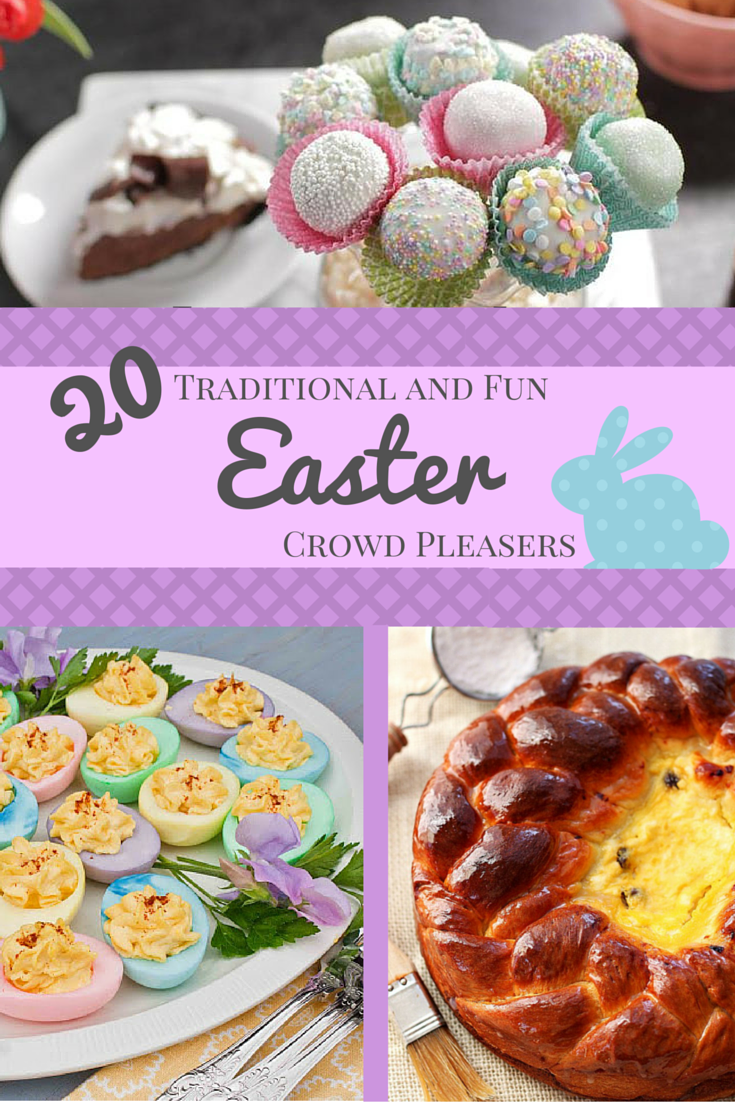 20 Traditional And Fun Easter Recipes Buttercream Blonde