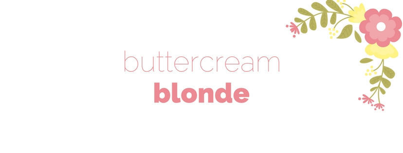 Buttercream Blonde